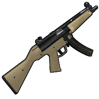 Rust Polymer MP5 Skins