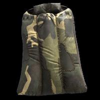 Jungle Camo Sleeping Bag