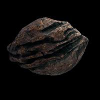 Meteorite Rust Skin