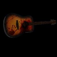 Addicted Guitarist Rust Skin