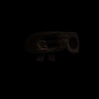 Burglar Mask Rust Skin