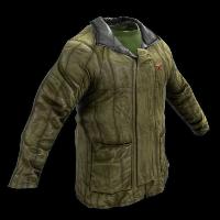 Rust Telogreika Jacket Skins