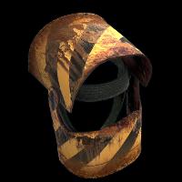 Apocalypse Helmet Rust Skin