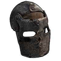 Hunter Mask Rust Skin