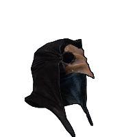 The Plague Doctor Rust Skin