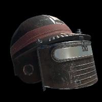 Hardline Helmet Rust Skin