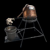Distillery Rust Skin