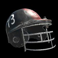 Ruthless Riot Helmet Rust Skin