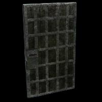 Prison Door Rust Skin