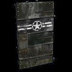 Army Metal Door