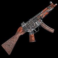 Rust Spitfire MP5 Skins