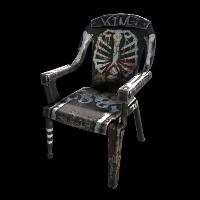 Muerto Chair Rust Skin