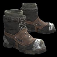 Caravanner Boots Rust Skin