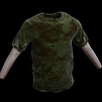 Forest Camo Tshirt