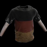 German Tshirt Rust Skin