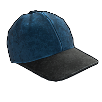 Blue Cap Rust Skin
