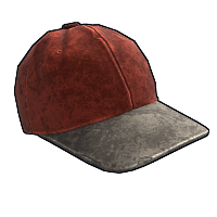 Red Cap Rust Skin