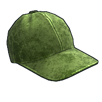 Green Cap Rust Skin