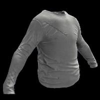 Grey Longsleeve T-Shirt