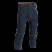 Blue Jeans Rust Skin