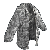 Snowcamo Jacket Rust Skin