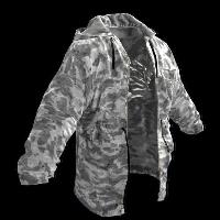 Snowcamo Jacket