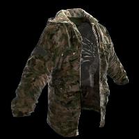 Rust Multicam Jacket Skins