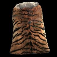 Tiger Crown Sleeping Bag Rust Skin