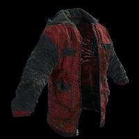 Provocateur Jacket Rust Skin