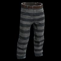 Old Prisoner Pants Rust Skin