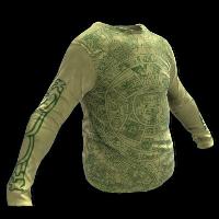 Aztec Long T-Shirt
