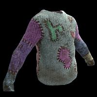 Frankensteins Sweater Rust Skin