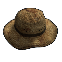 Farmer Hat Rust Skin