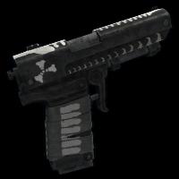 Reaper Note Pistol