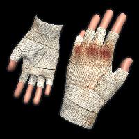 Boxer's Bandages Rust Skin
