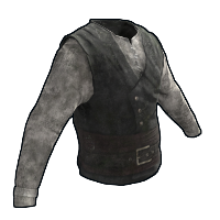 Pirate Vest & Shirt
