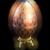 Rustigé Egg - Red
