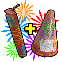 Small Fireworks Pack