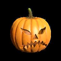 Jack O Lantern Angry