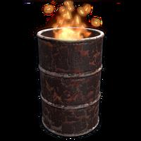 Hobo Barrel