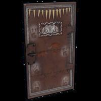 Mammoth Armored Door