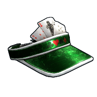 Poker Player Cap