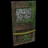 Evolved Wooden Door