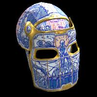 Porcelain Facemask