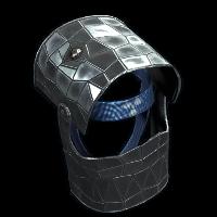 Shattered Mirror Helmet