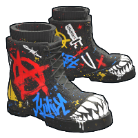 Bombing Boots