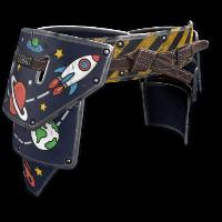 Space Raider Roadsign Pants