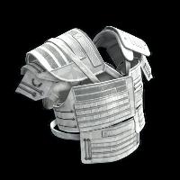 Whiteout Vest