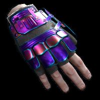 Tempered Roadsign Gloves