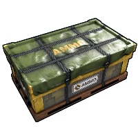 Ammo Supply Container